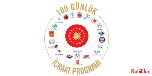 100 Günlük İcraat Programı
