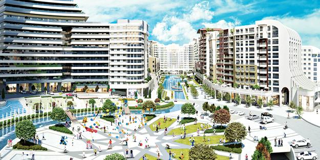 10 bin daireyle dünyanın en büyük KNX projesi: Sinpaş Altınoran