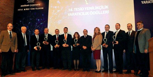 14. TESİD Yenilikçilik Yaratıcılık Ödülleri sahiplerini buldu