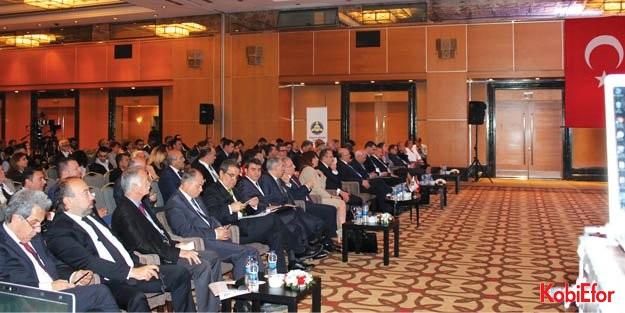 """'2. Uluslararası Bilişim ve Lojistik Konferansı"""" Ankara'da yapıldı"""
