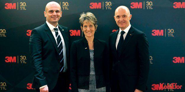 3M Türkiye, 30. yılında Türkiye'nin bilim potansiyeline yatırım yapıyor