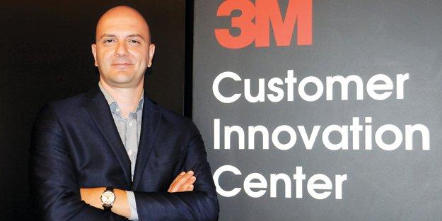 3M Türkiye Güvenlik ve Grafik Ürünleri Ülke Direktörü Kerem Kürklü; Lider; 'yeniliği cebinde'