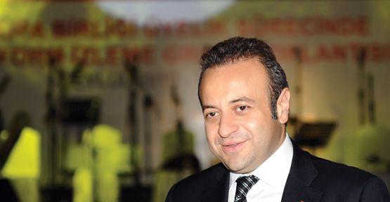 AB Bakanı ve Başmüzakereci Egemen Bağış