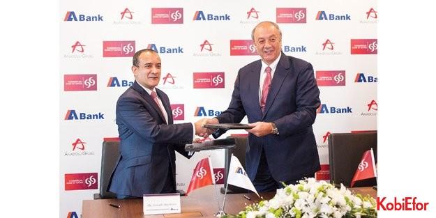 ABank'ın yüzde yüzü The Commercial Bank'ın