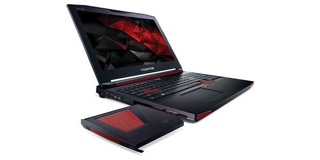 Acer dizüstü oyun bilgisayarı; Predator 15 artık Türkiye'de