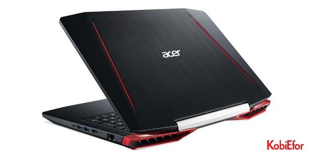 Acer'ın performans ve multimedya eğlencesine odaklanan dizüstü bilgisayarı Aspire VX 15, Türkiye'de