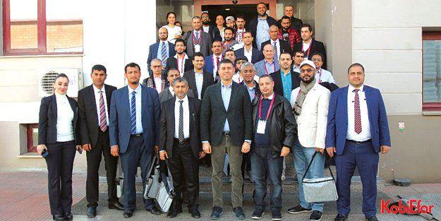 Adana'da, Hacı Sabancı OSB, Yemen'i kucaklıyor