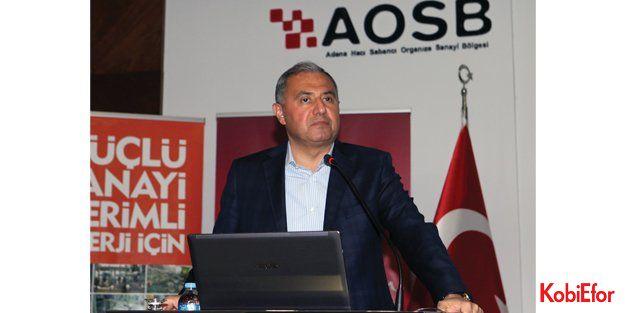 Adana OSB içinde 'Sanayi Kent' kurulacak