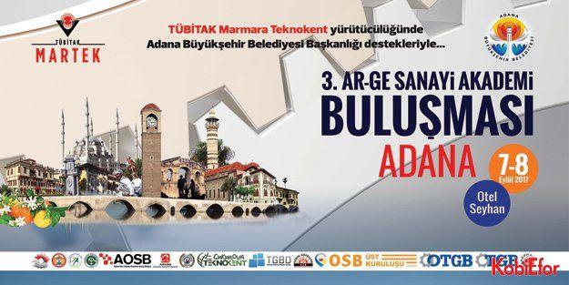 """Adana OSB içinde 'Sanayi Kent"""" kurulacak"""