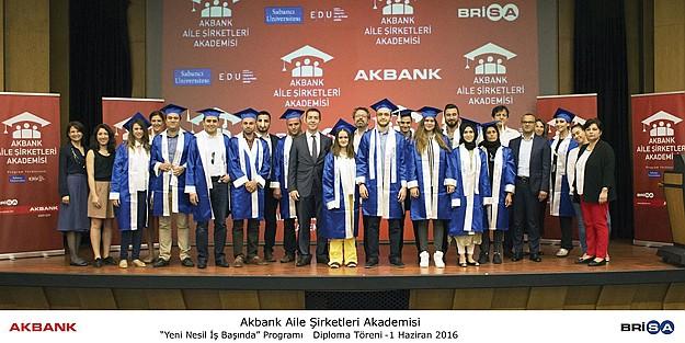 Akbank, Brisa ve Sabancı Üniversitesi'nden aile şirketlerine destek