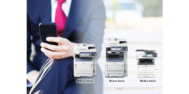Akıllı MFP'ler dijital dönüşüme destek oluyor