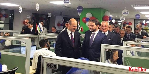 Aksa'dan Trabzon'a çağrı merkezi yatırımı
