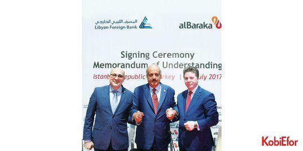 Albaraka Bankacılık Grubu ve Libyan Foreign Bank güçlerini birleştirdi