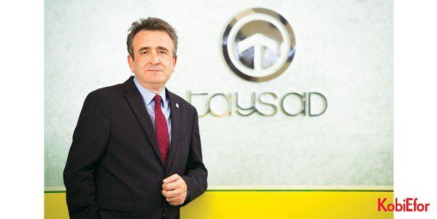 """Alper Kanca: 'Sektör emin adımlarla yoluna devam ediyor"""""""