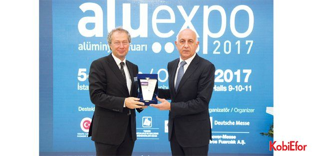 ALUEXPO 2017'de alüminyum teknolojileri buluştu
