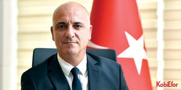 """Antalya OSB Yönetim Kurulu Başkanı Ali Bahar; 'Türkiye'nin en yeşil ve çevreci OSB'si"""""""