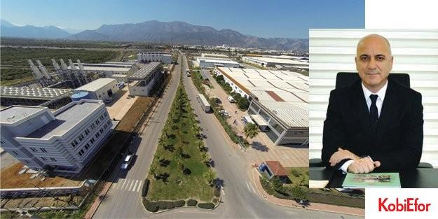 Antalya OSB, yüzde18 büyüme diyor