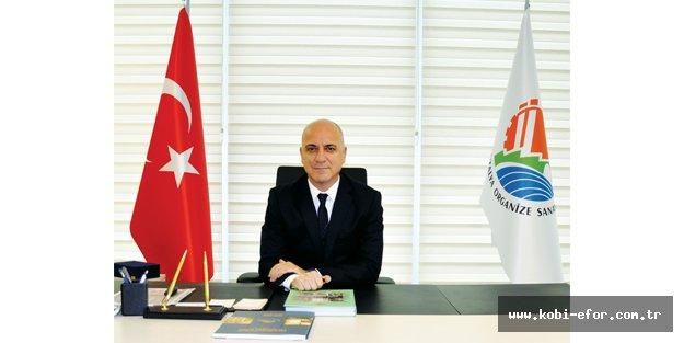 Antalya OSB'ye 900 dönümlük yeni tahsis