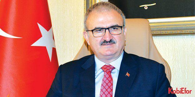 Antalya Valisi Münir...