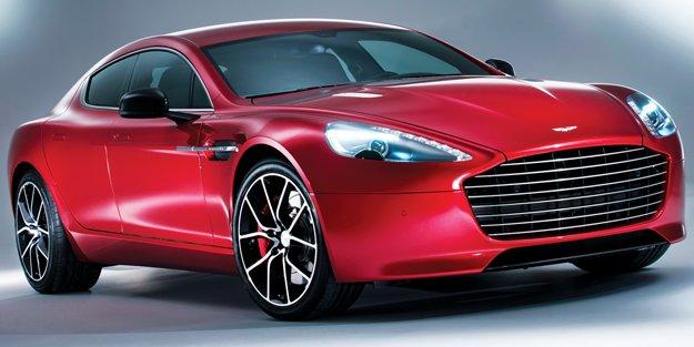 Aston Martin Rapide S; daha fazla güç ve güzellik, aynı ruh