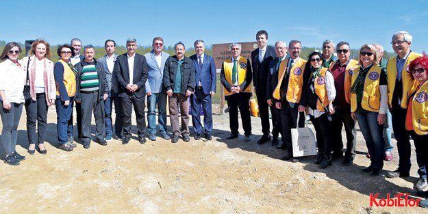 """'Atıklar Orman Olsun"""" kampanyasının ilk ormanı Çatalca'da büyüyecek"""