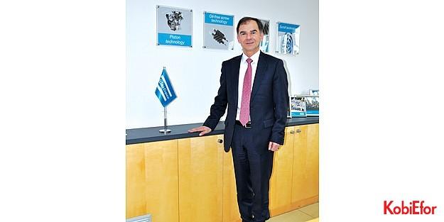 Atlas Copco Türkiye'ye inanıyor 5 yılda 3 şirket satın aldı