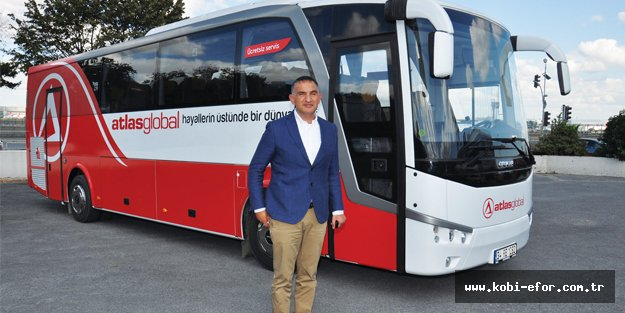Atlasglobal, Fly;Bus filosunu yeniledi