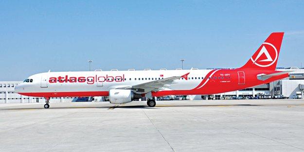 Atlasglobal'den Avrupa'da iki yeni destinasyon:Kopenhag ve Hamburg