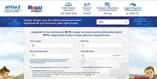 Aygaz Otogaz ve sahibinden.com'dan tasarruflu işbirliği