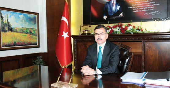 Balıkesir Valisi Ahmet Turhan