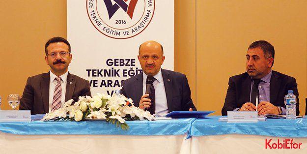 """Başbakan Yardımcısı Fikri Işık: 'GTÜ bölgemiz için bir şanstır"""""""