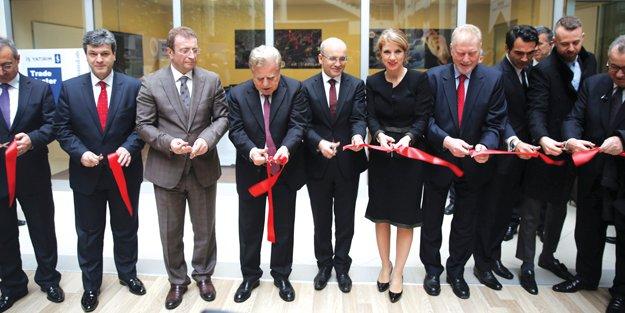 Başbakan Yardımcısı Mehmet Şimşek, Okan FinansLab'i açtı!