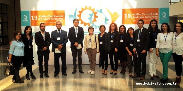 Bayındır Sağlık Grubu, Kalite Çemberleri Paylaşım Konferansı'nda