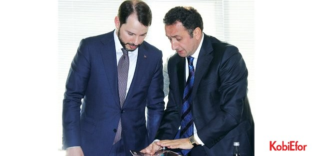 """Berat Albayrak: 'Gelişen milli sanayi ile ülke kalkınmaya devam edecek"""""""