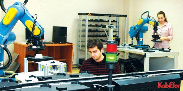 """Boğaziçi Üniversitesi 4. Sanayi Devrimi'nde 'Lojistik 4.0""""a odaklandı"""