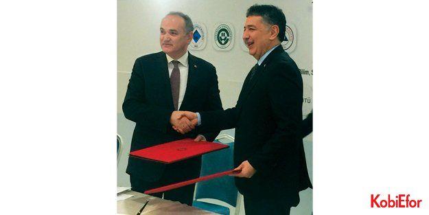 Boğaziçi Üniversitesi ile Bilim, Sanayi ve Teknoloji Bakanlığı el sıkıştı