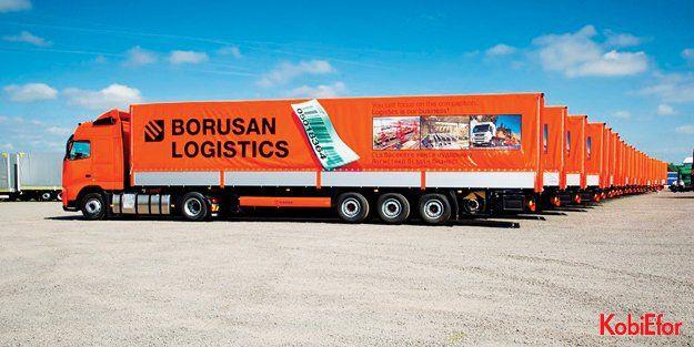 Borusan Lojistik 'Yeni İpek Yolu'nu açtı