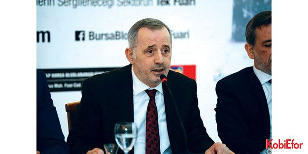 Bursa'ya Maden İhtisas OSB