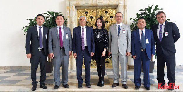 Çankırı Yakınkent OSB'ye Çin teknolojisi