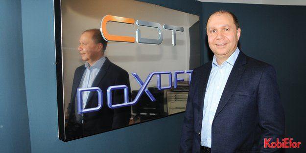 """CDT Bilgi Teknolojileri Genel Müdürü Alpay Göğüş; 'Ya işini sev, ya da sevdiğin işi yap"""""""