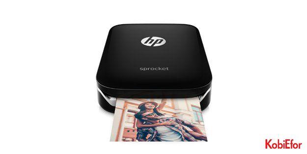 Cebe sığan HP Sprocket ile tanışın!