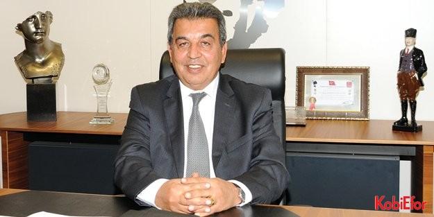 Çerkezköy OSB Yönetim Kurulu Başkanı Eyüp Sözdinler: ÇOSB, Türkiye'nin yıldızıdır