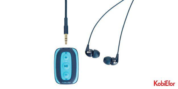 Decathlon'un su geçirmez MP3 çalarıyla yüzme keyfine müzik eklendi