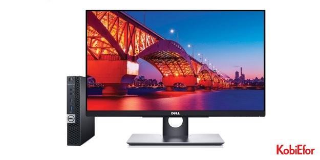Dell PC'ler görüntü kalitesi ve seste dikkat çekiyor