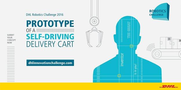 DHL'den lojistik sektörünün geleceğini şekillendirecek iki yarışma