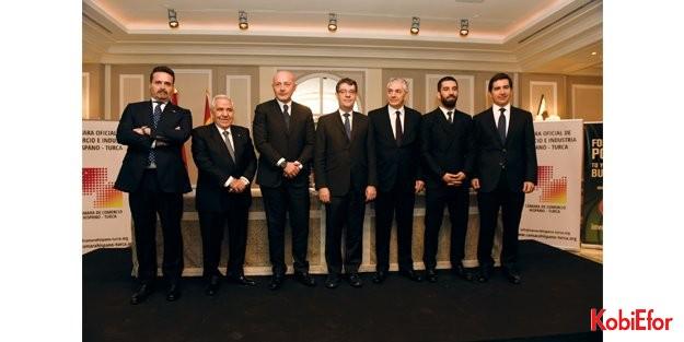 Doğuş Grubu'na Türk-İspanyol Sanayi ve Ticaret Odası'ndan ödül