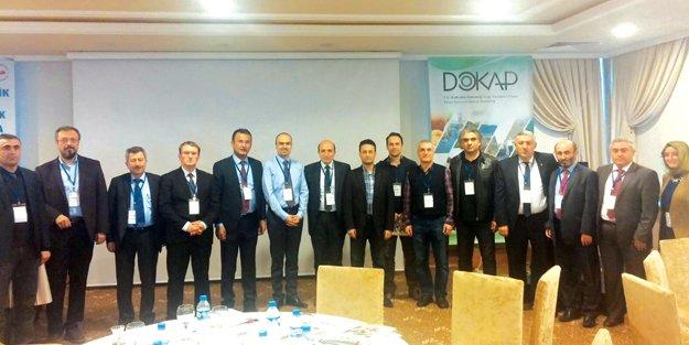 Ortak Akıl Platformu Çalıştayı'na TOSYÖV'den katılım