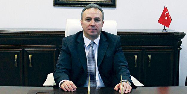 Düzce Valisi Ali Fidan
