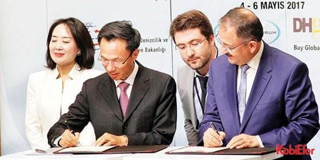 E-ticarette Türk ve Çin KOBİ'leri Kayseri de