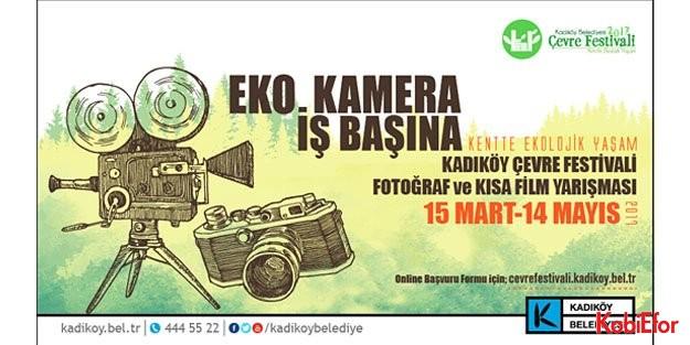 'Eko Kamera iş başında